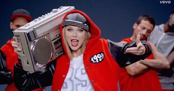"Taylor Swift's New Single ""Shake It Off"" Delivers A Message To Her Critics"